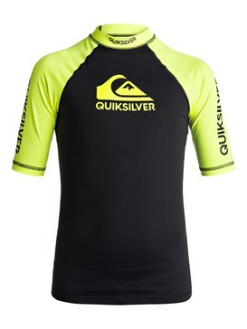 On Tour - Short Sleeve UPF 50 Rash Vest  EQBWR03039