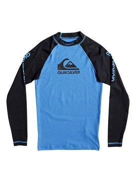 On Tour - Long Sleeve Rash Vest  EQBWR03040