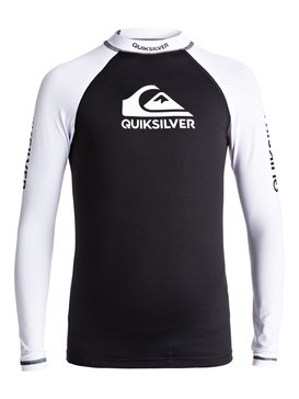 On Tour - Long Sleeve UPF 50 Rash Vest  EQBWR03040