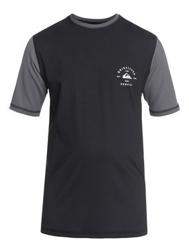 Colour Blocked - Amphibian UPF 50 Surf T-Shirt  EQBWR03046