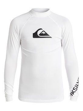 All Time - Short Sleeve UPF 50 Rash Vest  EQBWR03047