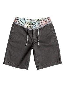 Street Trunk Yoke Cracked - Shorts  EQBWS03082