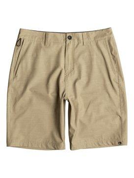 """Slubbed Amphibian 19"""" - Shorts  EQBWS03177"""
