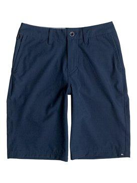 "Solid Amphibian 19"" - Shorts  EQBWS03178"