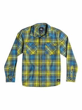 Everyday Flannel - Long Sleeve Shirt  EQBWT03050