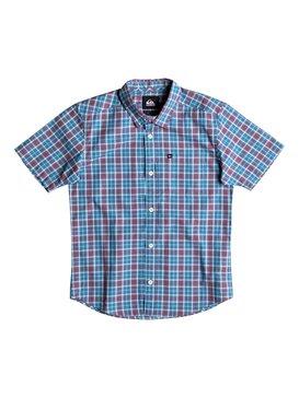 Everyday Check - Short Sleeve Shirt  EQBWT03089