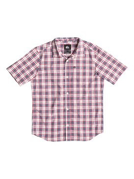 Everyday Check - Short Sleeve Shirt  EQBWT03089