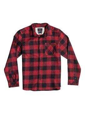 Motherfly Flannel - Long Sleeve Shirt  EQBWT03109