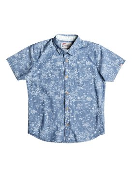 Bloom Field Diver - Short Sleeve Shirt  EQBWT03154