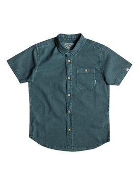 Time Box - Short Sleeve Shirt  EQBWT03157