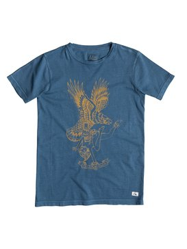 Garment Dyed Eagles Nest - T-Shirt  EQBZT03163