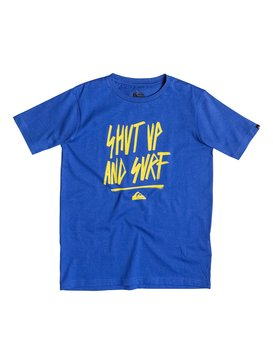 Classic Shut Up - T-Shirt  EQBZT03240