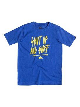 Classic Shut Up - T-Shirt  EQBZT03240