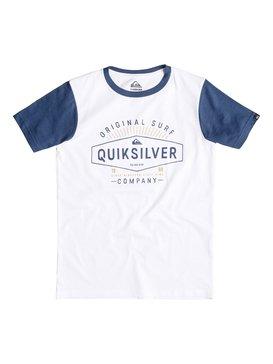 Colorblock Dr No - T-Shirt  EQBZT03248