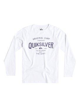 Classic Claim It - Long Sleeve T-Shirt  EQBZT03249