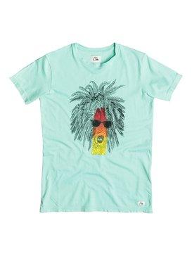 Garment Dye Rasta Palm - T-Shirt  EQBZT03252
