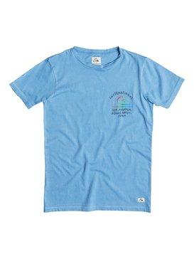Garment Dye Wolrd Force - T-Shirt  EQBZT03254