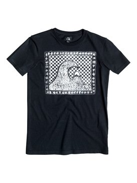 Dark Ritual Checkered - T-Shirt  EQBZT03264