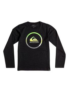 Classic Active Check - Long Sleeve T-Shirt  EQBZT03358