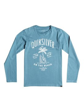 Classic Shark Island - Long Sleeve T-Shirt  EQBZT03360