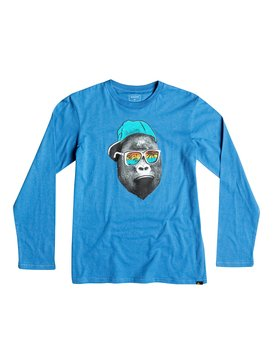 Classic Kong Business - Long Sleeve T-Shirt  EQBZT03362