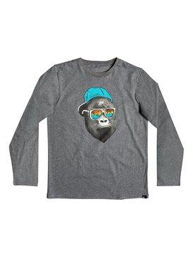 Classic Kong Business - Long Sleeve T-Shirt  EQBZT03362