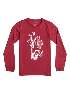 PM Pencil Cups - Long Sleeve T-Shirt  EQBZT03377