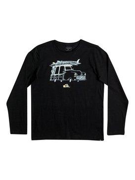 Classic Tardy Car - Long Sleeve T-shirt  EQBZT03487