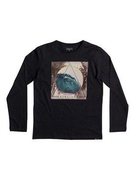 Classic Bermuda Trian - Long Sleeve T-Shirt  EQBZT03569