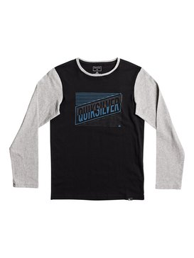 Colorblock Port Roca - Long Sleeve T-Shirt  EQBZT03575
