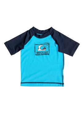 Bubble Dream - Short Sleeve Rash Vest  EQIWR03006