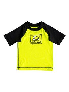 Bubble Dream - Short Sleeve Rash Vest  EQIWR03006