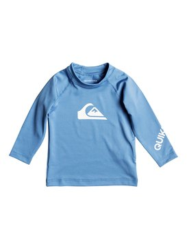 All Time - Long Sleeve UPF 50 Rash Vest  EQIWR03009