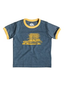 Heather Board Wagon - T-Shirt  EQIZT03016