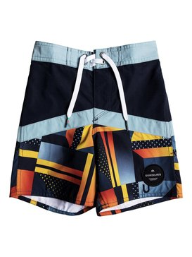 "Check Crypt Vee 12"" - Board Shorts  EQKBS03081"