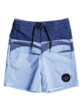 HEATWAVE BLOCKED BEACHSHORT B1  EQKBS03126