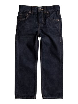 Sequel Rinse - Regular Fit Jeans  EQKDP03051
