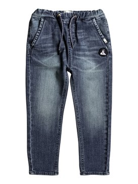 Last Jungle Sky - Straight Fit Jeans  EQKDP03068