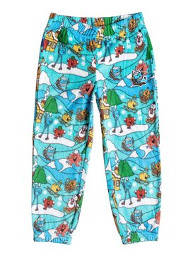 Mr Men Aker - Under Layer Fleece Bottoms  EQKFB03051