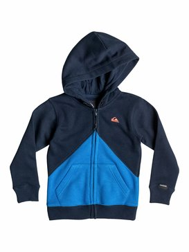 Active Color Block - Zip-Up Hoodie  EQKFT03085