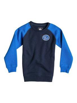 Active Crew Block - Pullover Sweatshirt  EQKFT03092