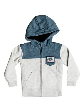 Best Trip - Quilted Zip-Up Hoodie  EQKFT03148