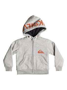 BEST WAVE SHERPA BOY Gris EQKFT03159