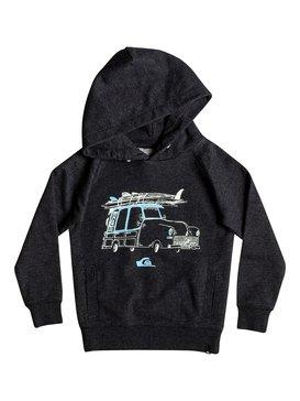Tardy Car - Hoodie  EQKFT03182