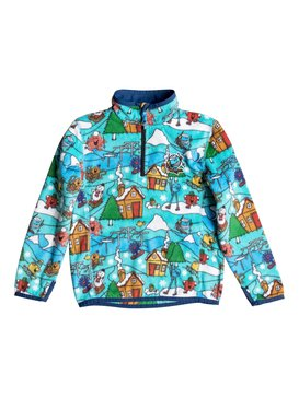 Mr Men Aker - Half-Zip Mid Layer  EQKFT03211