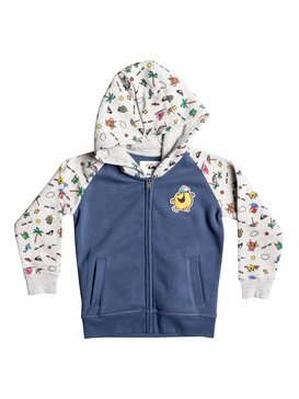 MR MEN HOODED ZIP BOY  EQKFT03212