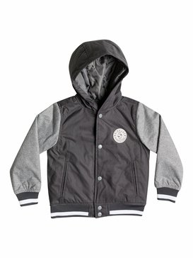 Pretender - Baseball Jacket With Hood  EQKJK03022