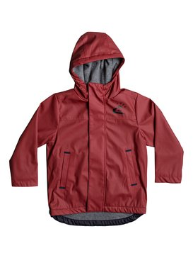 Malado - Water-Repellent Longline Raincoat  EQKJK03077