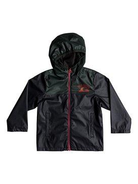 Hikiomori - Hooded Rain Jacket  EQKJK03088