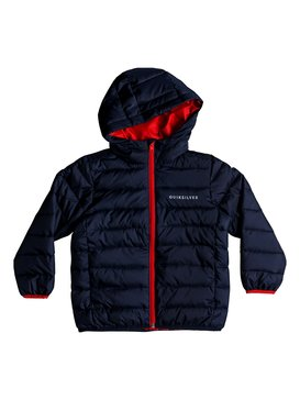 Scaly - Water Resistant Puffer Jacket  EQKJK03090